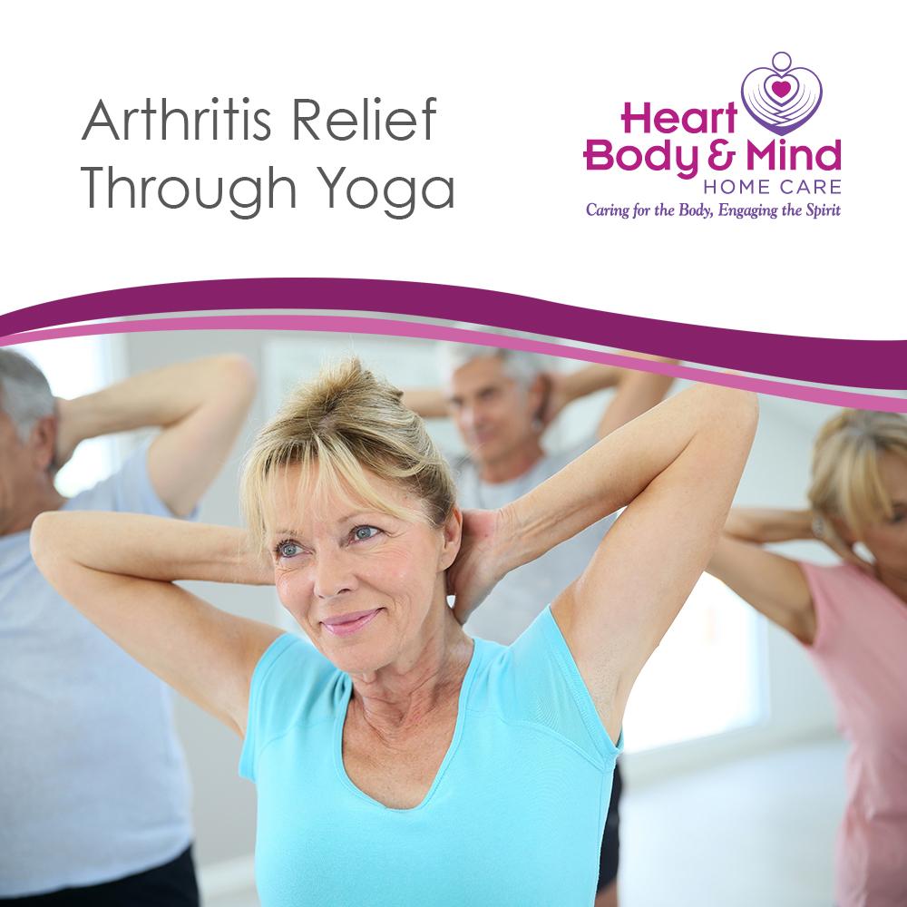 Arthritis-Relief-Through-Yoga-Senior-Fort-Myers