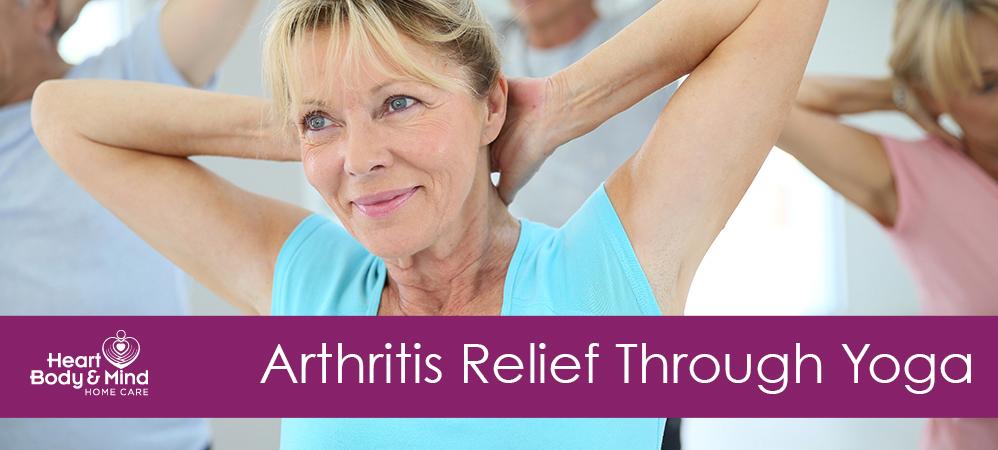 Arthritis-Relief-Through-Yoga-Senior
