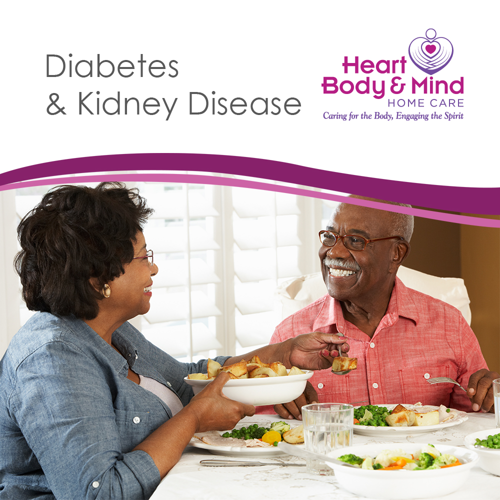 how to take care of kidney in diabetes
